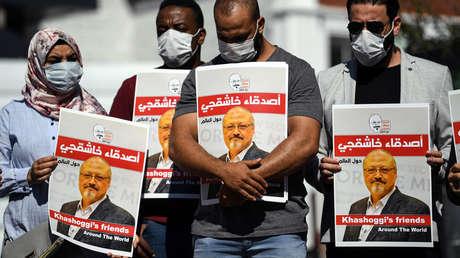 Tres nombres desaparecen misteriosamente del informe de inteligencia de EE.UU. sobre el asesinato de Khashoggi