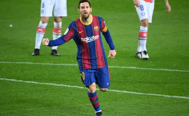 Barcelona y Messi impresionan para seguir el ritmo del Atlético en la Liga de España
