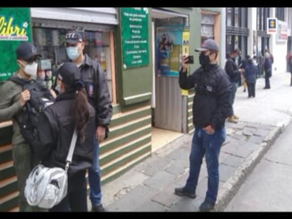 """Capturado importante funcionario del CTI en Nariño, """"vendía información a disidencias"""""""