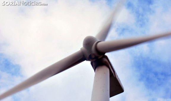 Castilla y León impulsa el reciclaje de aerogeneradores con una nueva tecnología industrial