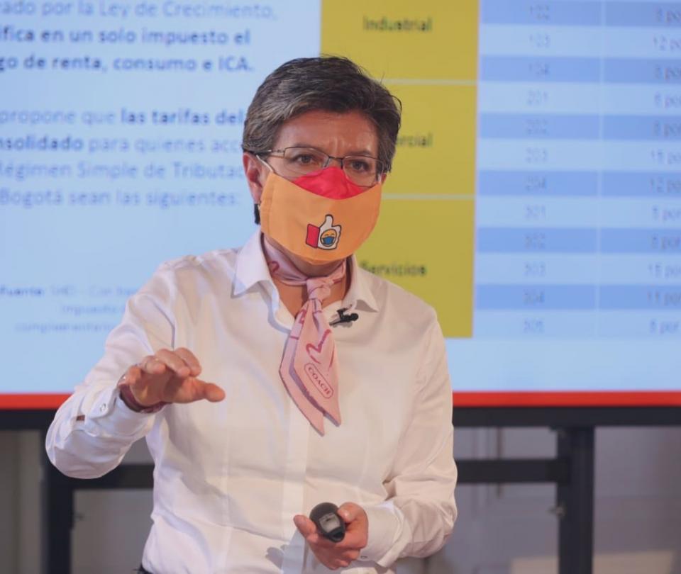 Claudia López hoy: comercio de Bogotá se reactivará totalmente en agosto | Economía