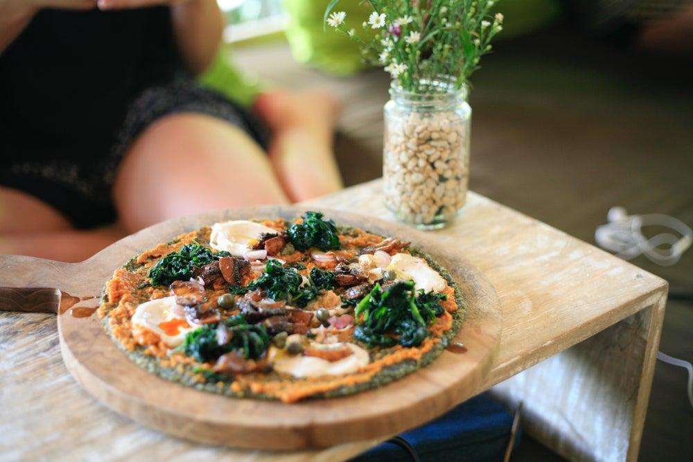 Cómo las marcas veganas y vegetarianas están reinventando la pizza congelada