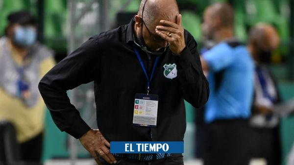 DT Alfredo Arias analiza la derrota del Cali contra el América - Fútbol Colombiano - Deportes