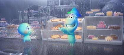 """La película animada """"Soul"""" enseña la importancia de apreciar la felicidad que se esconde en el día a día (EFE/Disney/Pixar)"""