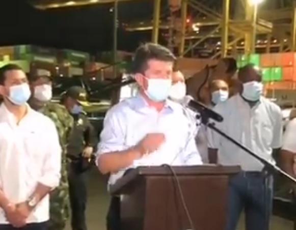 Fuerza Pública logró la disminución de homicidios en Buenaventura