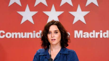 Dimite la presidenta de la Comunidad de Madrid, Isabel Díaz Ayuso, y convoca elecciones anticipadas