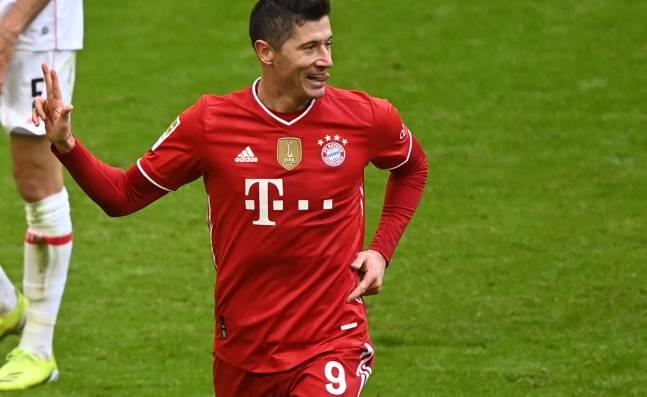 El Bayern Múnich y Robert Lewandowski siguen impresionando en la Bundesliga