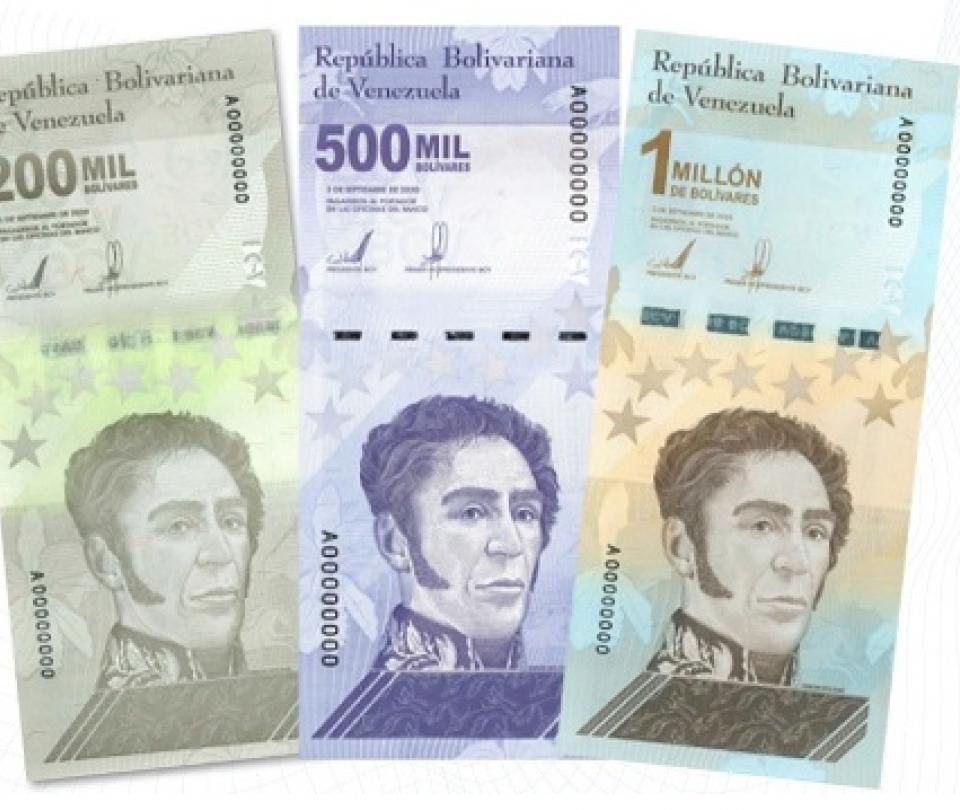 El flamante billete de un millón de bolívares solo alcanza para el pan | Economía