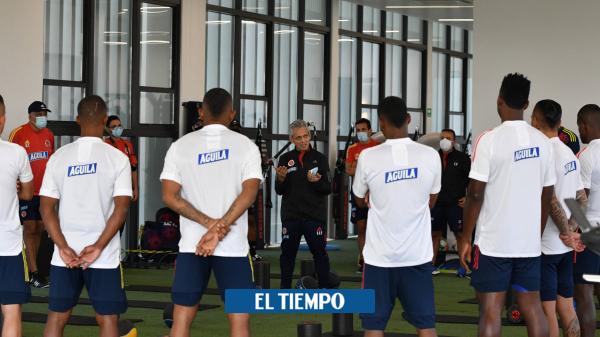 Eliminatorias Catar 2022: pros y contras de suspender partidos de la Selección Colombia - Fútbol Internacional - Deportes