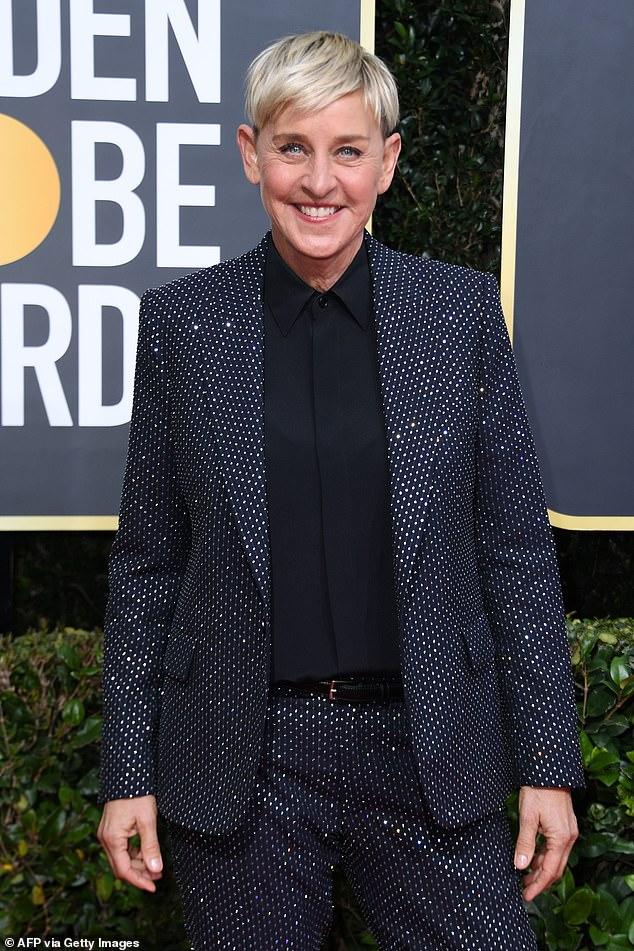 Nuevo proyecto: Ellen DeGeneres ha firmado un acuerdo exclusivo de varios años con Discovery Channel para producir documentales de historia natural, según Deadline;  visto en 2020