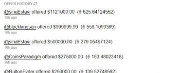 Elon Musk vende un tuit con la canción que hizo sobre los NFT y ya le ofrecieron más de un millón de dólares
