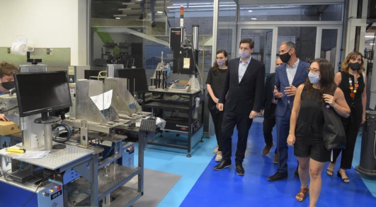 Encuentro con los sectores de ciencia, tecnología e innovación de Santa Fe