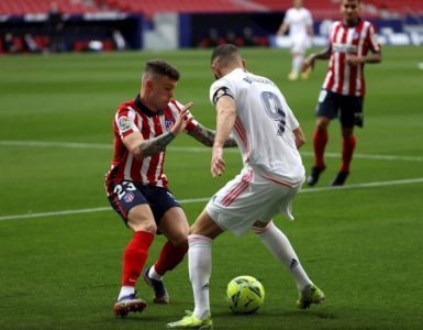 Espectacular partido: Atlético vs Real terminaron iguales en el derbi de Madrid [VIDEO]