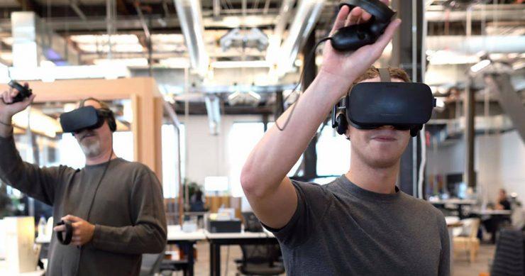 Facebook, lentes, tecnología, Zuckerberg