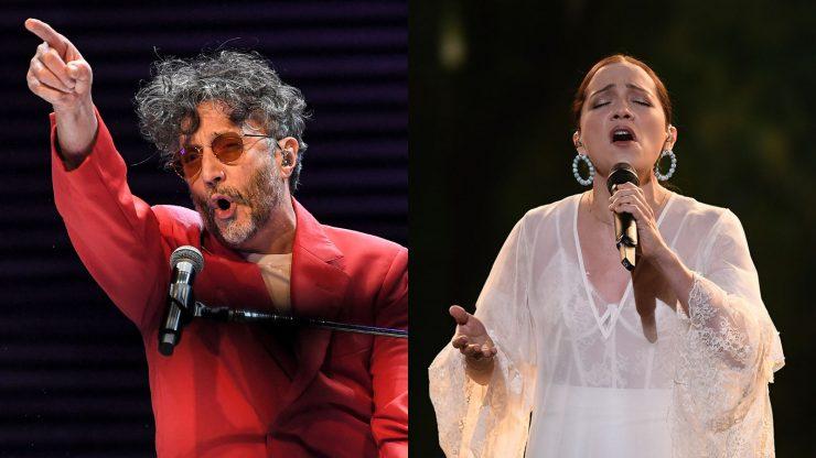 Fito Páez y Natalia Lafourcade entre los ganadores