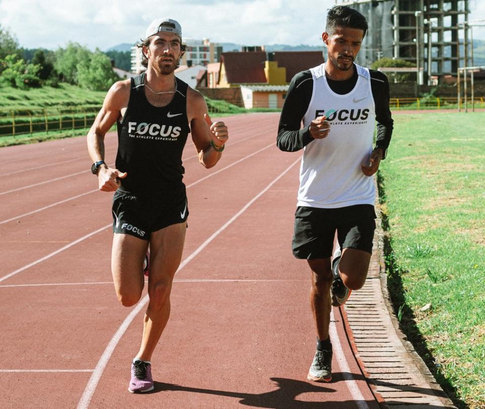 Focus, una nueva forma de practicar el atletismo - Otros Deportes - Deportes