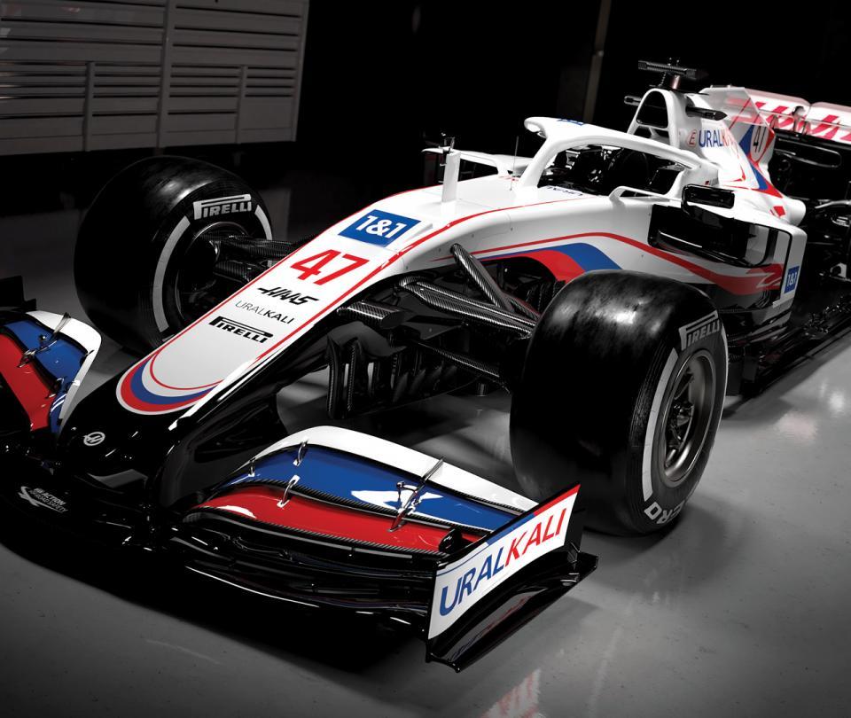 Fórmula 1: Haas, el equipo estadounidense que lleva los colores de Rusia - Automovilismo - Deportes