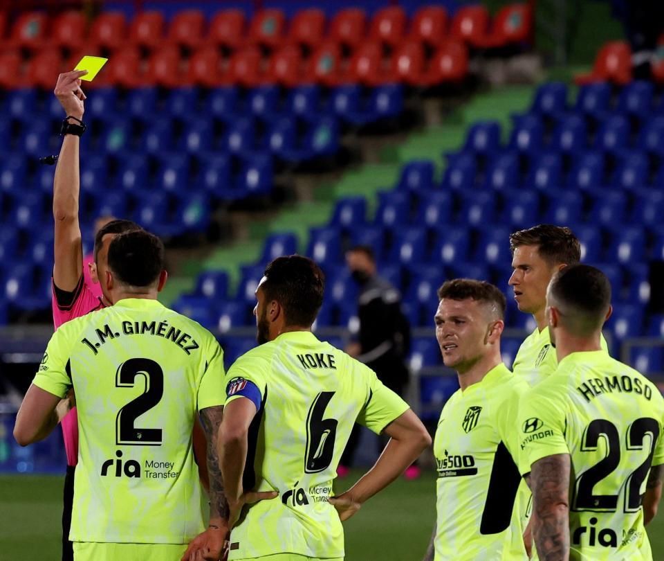 Getafe 0-0 Atlético de Madrid | crónica y estadísticas Liga de España - Fútbol Internacional - Deportes