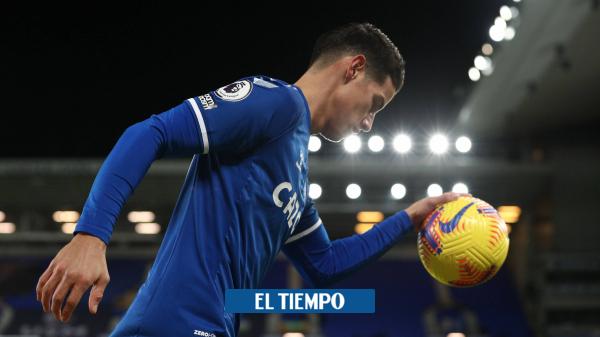 James Rodríguez: análisis de las críticas y polémicas en Everton y Colombia - Fútbol Internacional - Deportes
