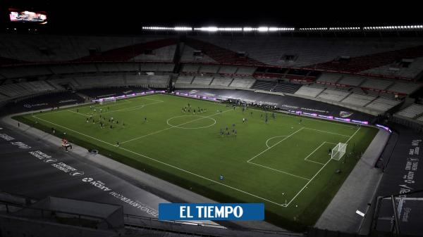 Javier Pinola, jugador de River Plate, se fracturó el antebrazo, video - Fútbol Internacional - Deportes