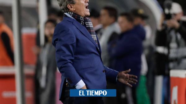 Jorge Luis Pinto dijo que si volvía a Millonarios cambiaría el cuerpo médico - Fútbol Colombiano - Deportes