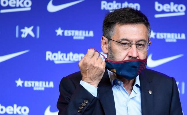 Josep Bartomeu, expresidente del Barcelona, fue detenido este lunes