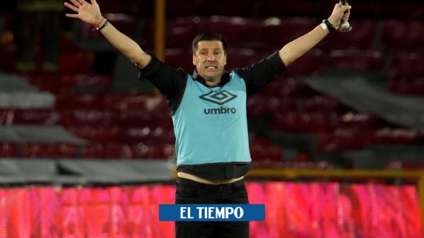 Juan Cruz Real habla sobre la victoria del América frente al Cali - Fútbol Colombiano - Deportes