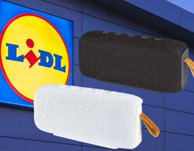 Los altavoces del LIDL son el nuevo