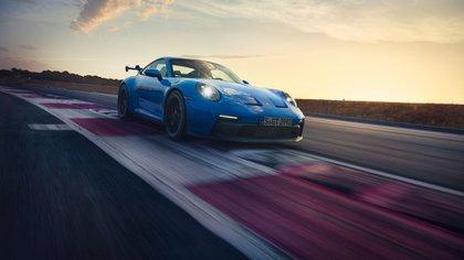 Este modelo se puede usar en pista o en la calle (Porsche)