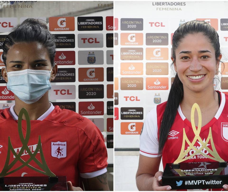 Libertadores Femenina: claves en goleadas de América y Santa Fe | Futbol Colombiano | Fútbol Femenino