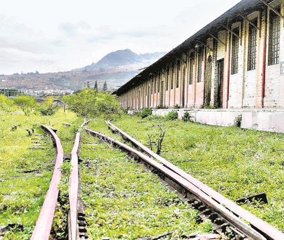 Líneas férreas reviven como corredores verdes | Infraestructura | Economía