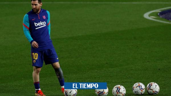 Lionel Messi ya es el jugador con más partidos jugados con el Barcelona - Fútbol Internacional - Deportes