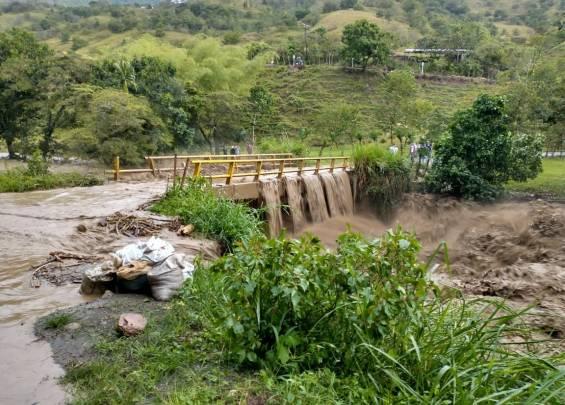 Bugalagrande puente San Rafael