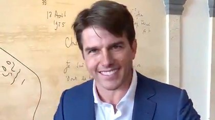 El deepfake de Tom Cruise que es furor en TikTok (TikTok: @deeptomcruise)