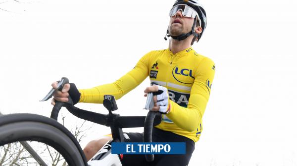 Nairo y Egan: Maximilian Schachmann, campeón de Paris Niza, habló d los colombianos, entrevista - Ciclismo - Deportes