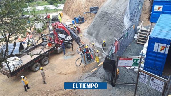Noticias de Cali: En las entrañas de la ciudad construirán gigantesco túnel para llevar agua - Cali - Colombia