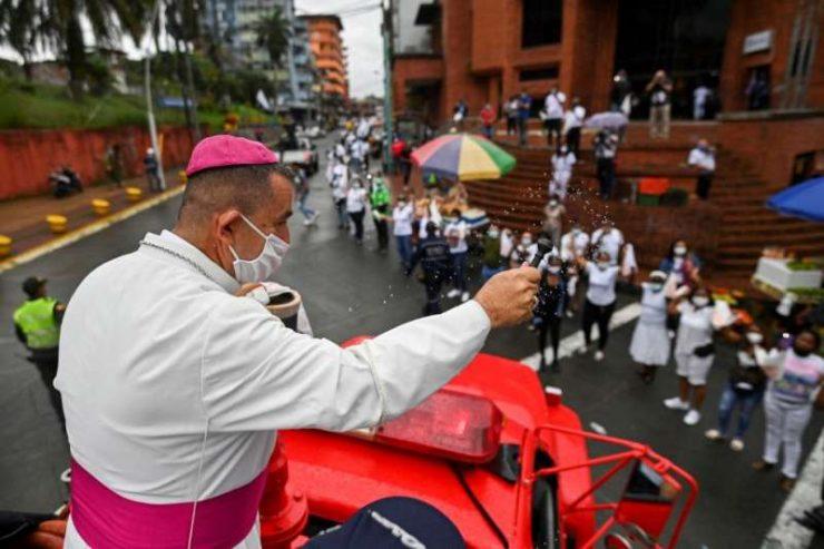 Obispo de Buenaventura denunció que recibió amenazas de muerte