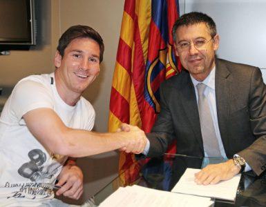 Opinión de Jorge Barraza sobre el escándalo de Josep María Bartomeu en el Barcelona - Fútbol Internacional - Deportes