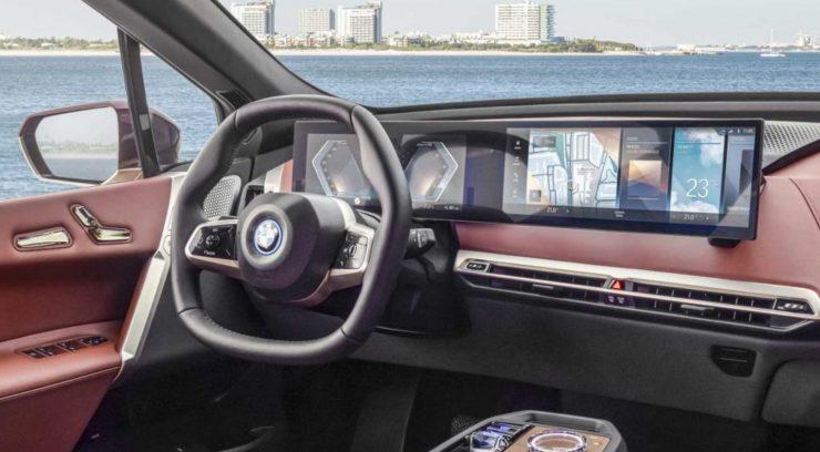 Pantallas como grandes teles en los coches del futuro inmediato | Tecnología