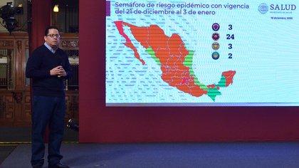(Fotografía: EFE/Presidencia de México)