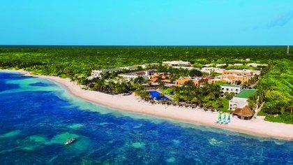 Reconocida por sus ruinas y sus majestuosas playas (Crédito: Prensa Dreams Tulum)