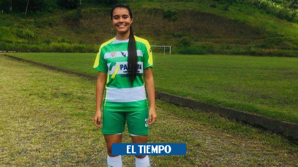 Promesa del deporte: Joven futbolista que trabaja en semáforos sueña con jugar en España - Cali - Colombia