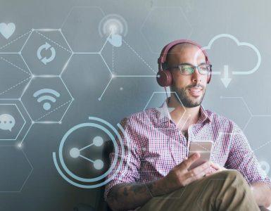 Qué es y cómo funciona la red social de audio