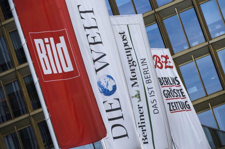 """RT en alemán prepara una demanda contra el tabloide Bild por un artículo con acusaciones """"absurdas"""" de que habría """"espiado"""" a Navalny en Alemania"""