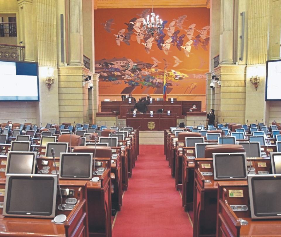 Reforma Tributaria, salud y trabajo en casa, apuestas de Duque en el Congreso | Economía