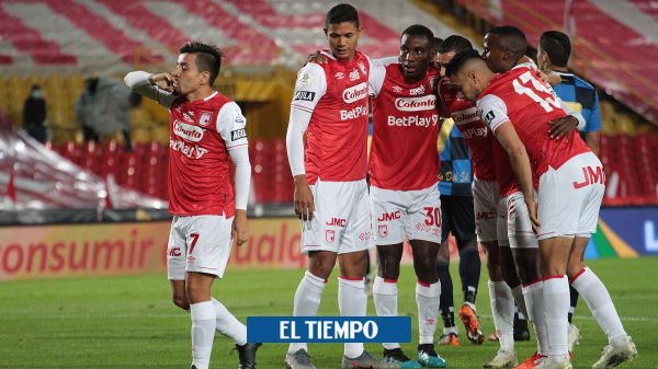 Santa Fe vs. Tolima: horario del partido y dónde ver Liga Betplay fecha 2 - Fútbol Colombiano - Deportes