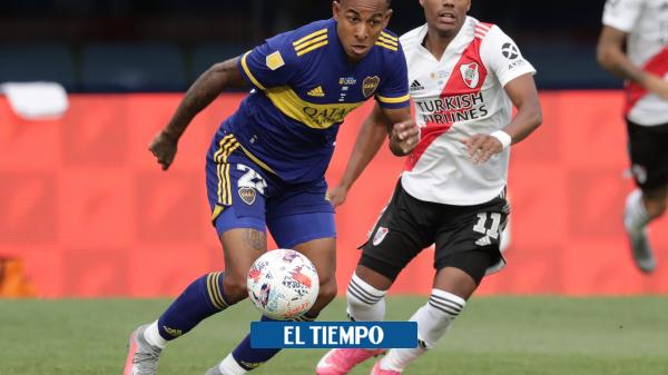 Sebastián Villa irá a juicio oral en el caso de violencia de género - Fútbol Internacional - Deportes