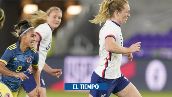 Selección Colombia femenina jugará dos partidos amistosos contra Ecuador - Fútbol Internacional - Deportes