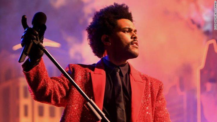 The Weeknd Grammy