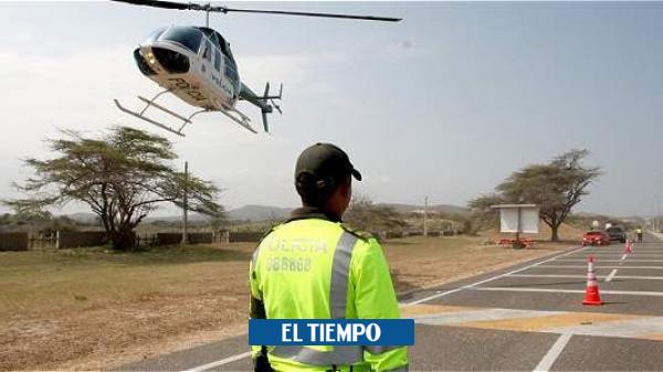 Tres personas fueron capturadas por tráfico de inmigrantes en Bugalagrande - Otras Ciudades - Colombia